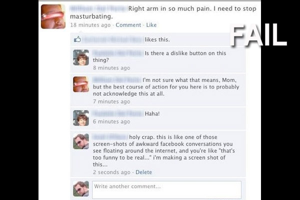 epic fail facebook relationship