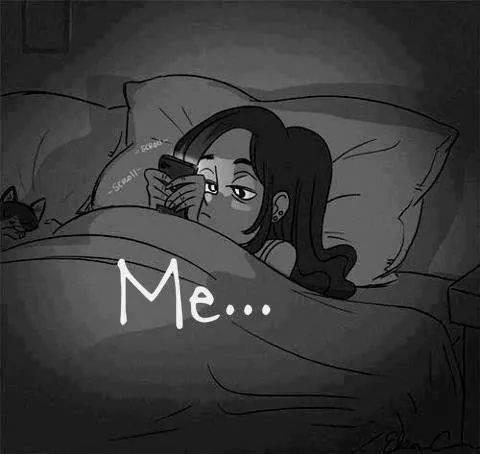 all-night-bed-black-bored-favim-com-2409046