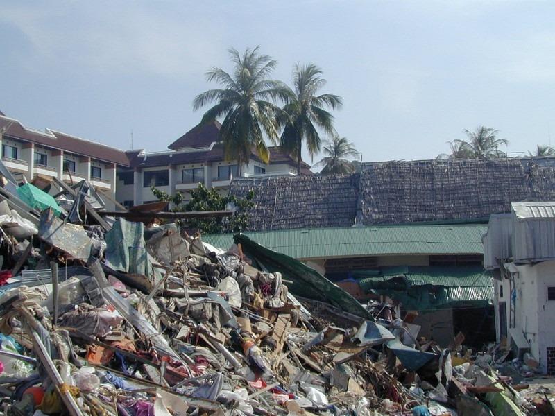 tsunami-damage