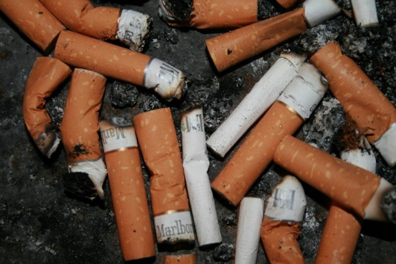 smelly-cigarette-butts