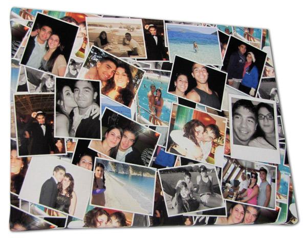 Как сделать коллаж  на бумаге фото